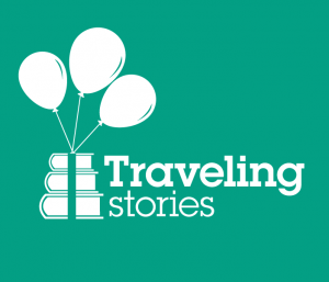 Traveling Stories Logo Green