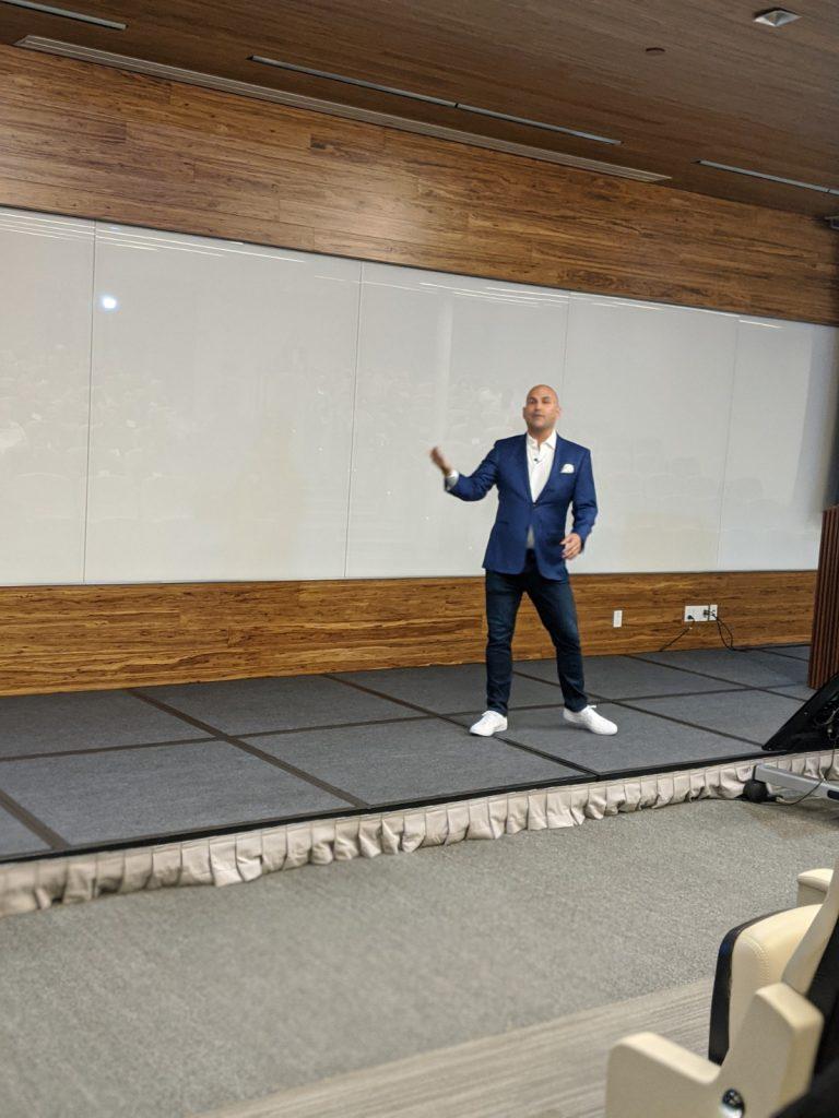 Sage Talks Scott Duffy